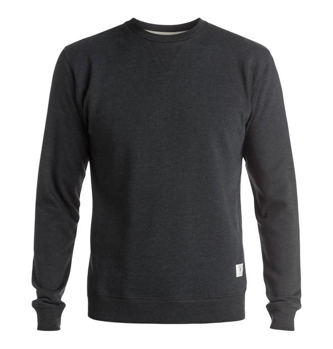 0 Rebel - Sweatshirt Black EDYFT03099 DC Shoes