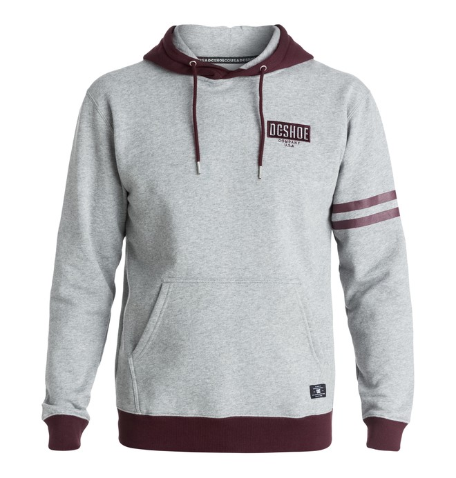 0 Men's Willingdon Pullover Hoodie  EDYFT03107 DC Shoes