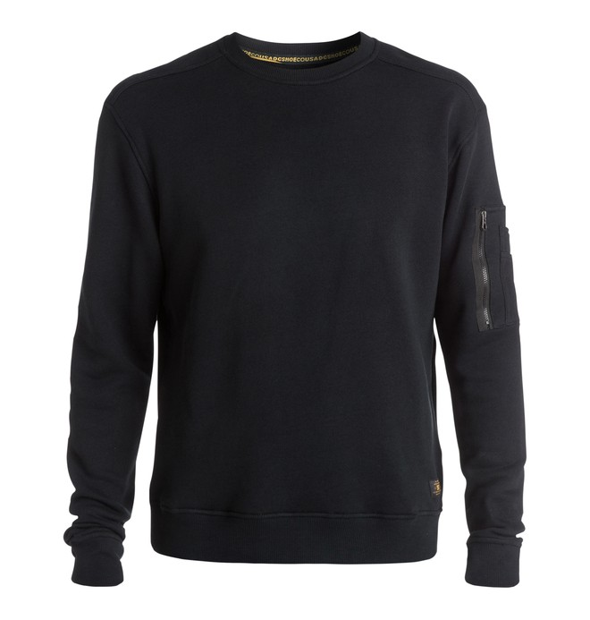 0 Men's Woodbrook Sweatshirt  EDYFT03119 DC Shoes