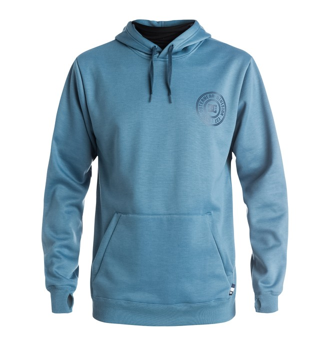 0 Snowstar - Technical Hoodie Blue EDYFT03226 DC Shoes