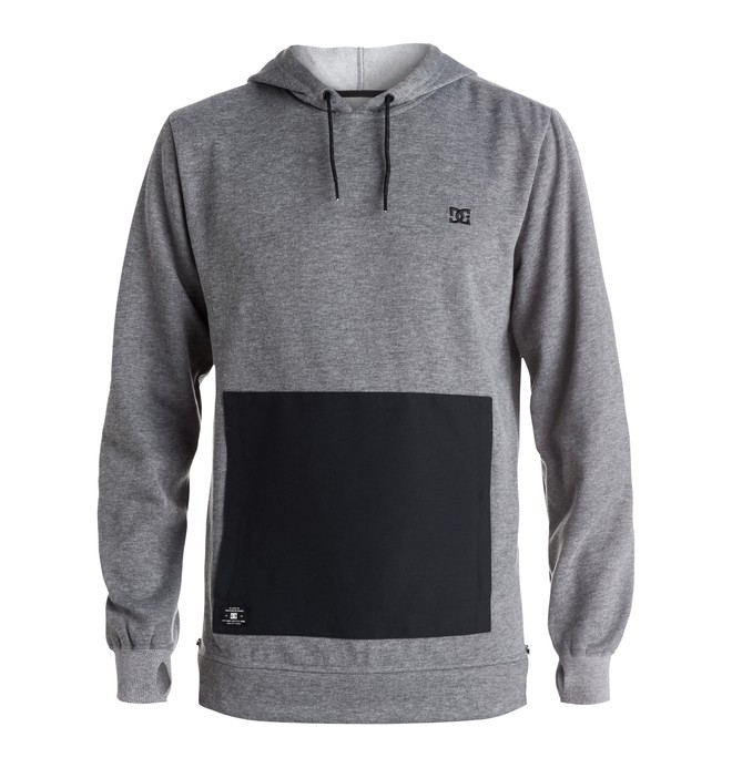 0 Cloak - Technical Sweatshirt Blue EDYFT03230 DC Shoes