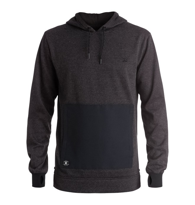 0 Cloak - Technical Sweatshirt Black EDYFT03230 DC Shoes