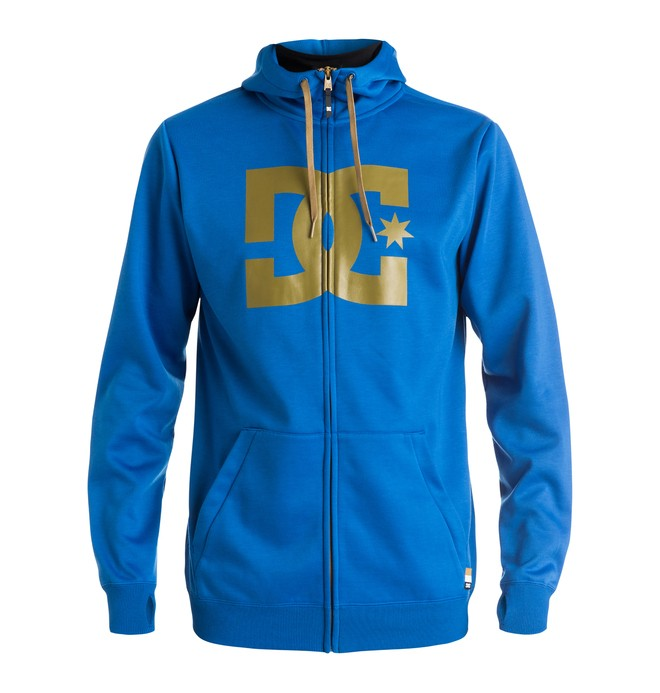 0 Snowstar - Zip-Up Technical Hoodie  EDYFT03232 DC Shoes