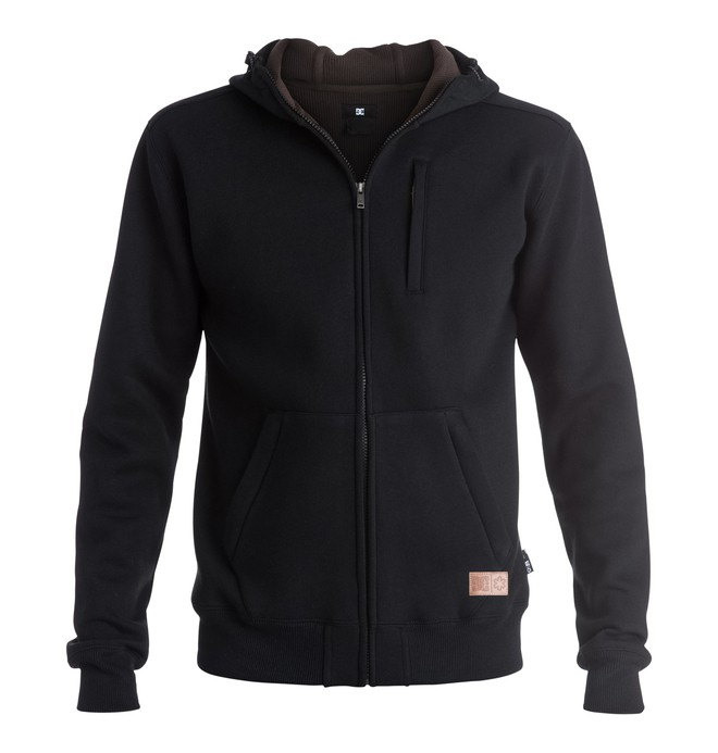 0 Men's SPT Zip Up Hoodie  EDYFT03235 DC Shoes