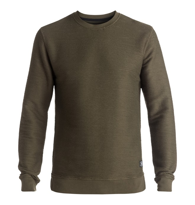 0 Stanwood - Sweatshirt Brown EDYFT03256 DC Shoes