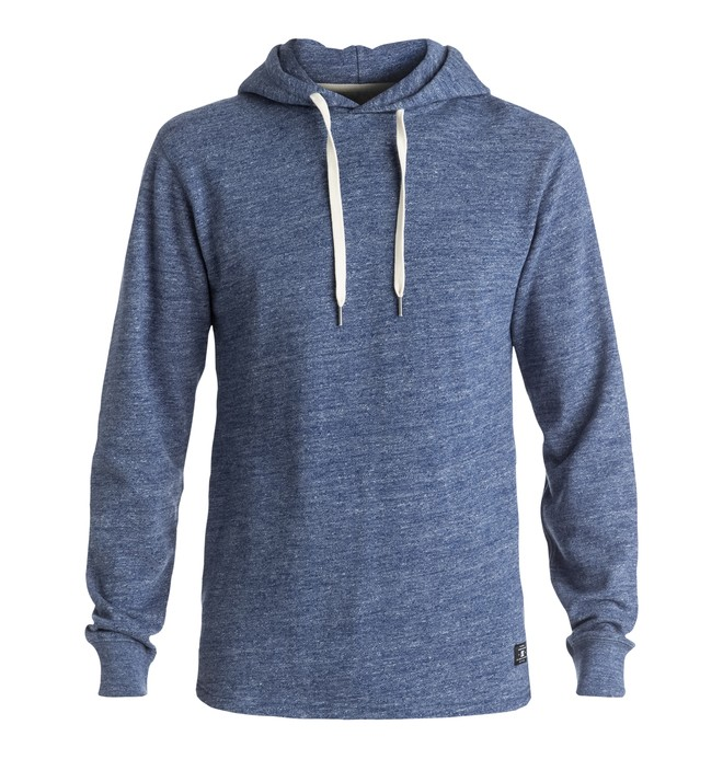 0 Rentwood - Hoodie Blue EDYFT03258 DC Shoes