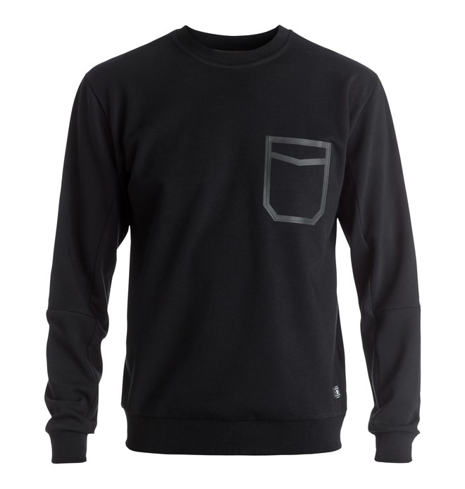 0 Wilowe - Sweatshirt Black EDYFT03260 DC Shoes