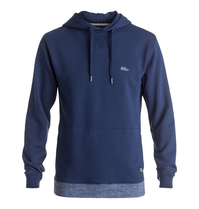 0 Maltby - Hoodie Blue EDYFT03261 DC Shoes