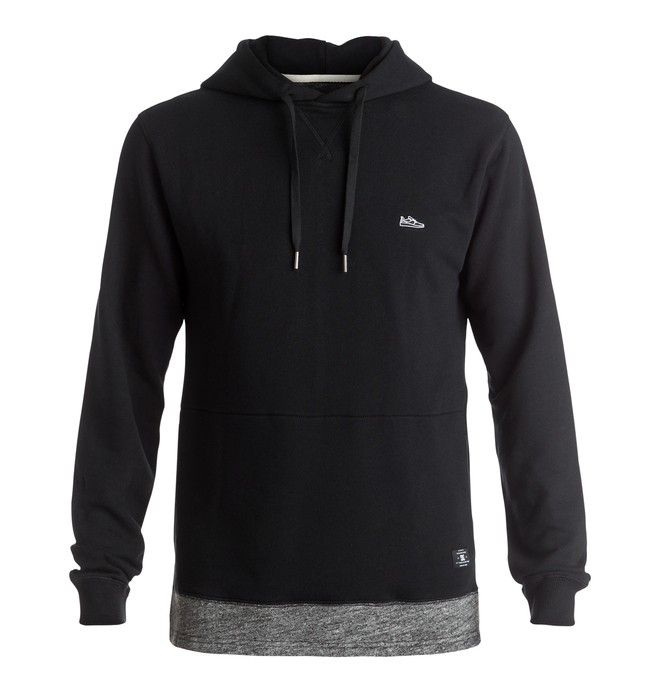 0 Maltby - Hoodie Black EDYFT03261 DC Shoes