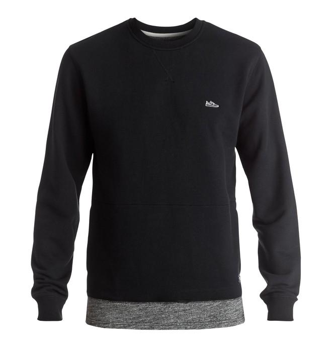 0 Fortsview - Sweatshirt Black EDYFT03262 DC Shoes