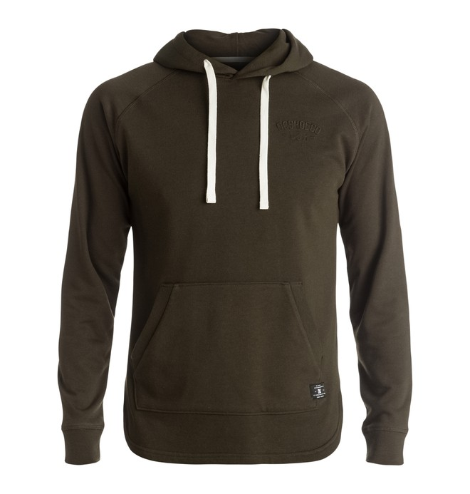 0 Kentworth - Hoodie Brown EDYFT03264 DC Shoes