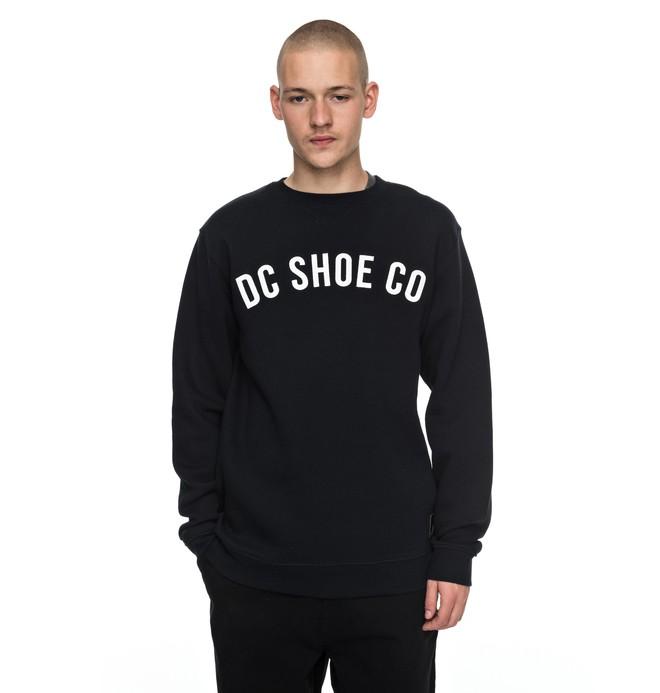 0 Ellis - Sweatshirt Schwarz EDYFT03306 DC Shoes