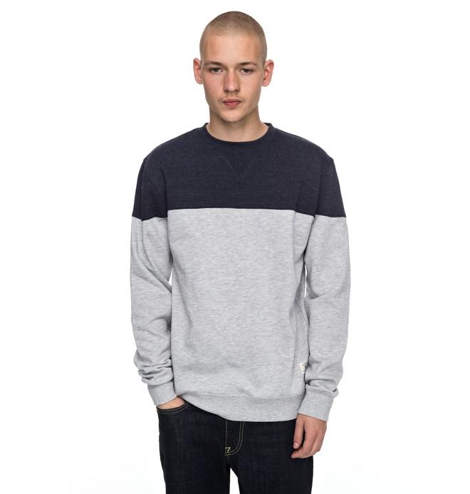 0 Rebel Block - Sweatshirt Schwarz EDYFT03315 DC Shoes