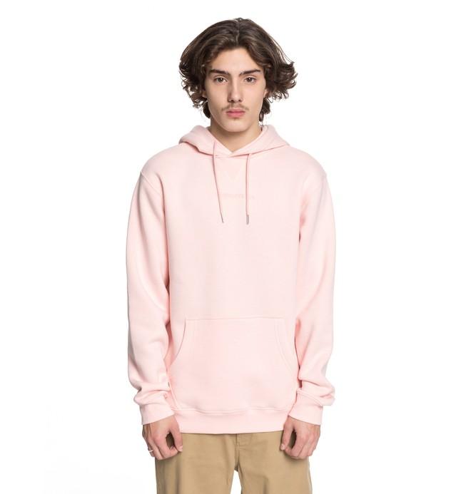 0 Men's Craigburn Hoodie Pink EDYFT03348 DC Shoes