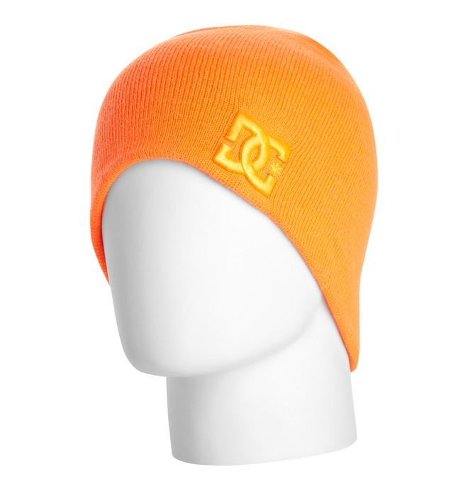 0 Men's Igloo Beanie Orange EDYHA00016 DC Shoes