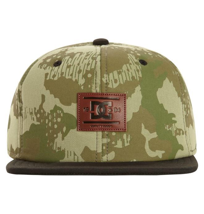 0 Men's Headway Snapback Hat  EDYHA00022 DC Shoes