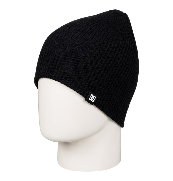 0 Yepa - Cuff Beanie Black EDYHA03056 DC Shoes