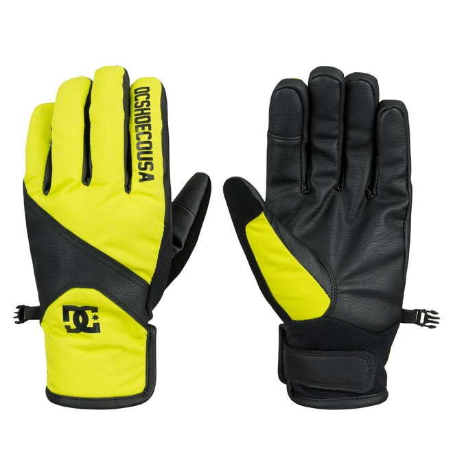 0 Men's Mizu Gloves  EDYHN03003 DC Shoes