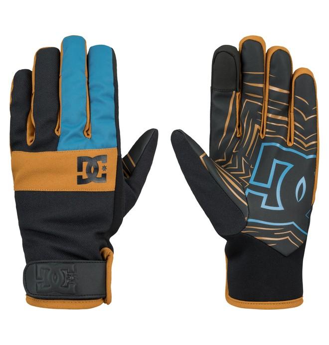 0 Men's Antuco Gloves  EDYHN03008 DC Shoes