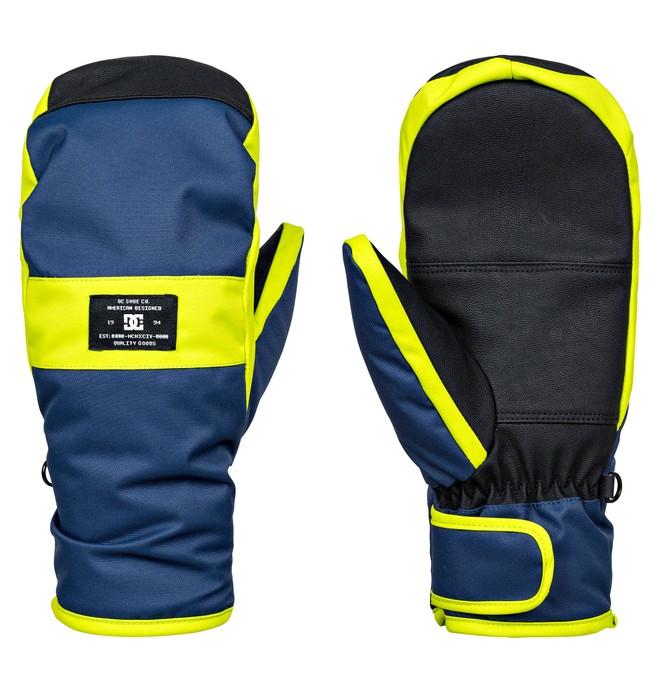 0 Franchise - Moufles de snowboard/ski Bleu EDYHN03023 DC Shoes