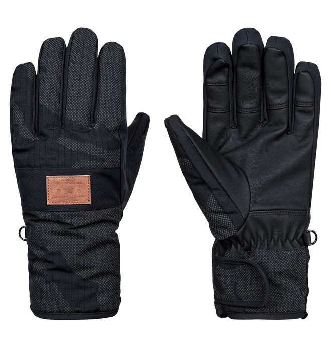 0 Franchise SE - Gants de snowboard/ski Noir EDYHN03032 DC Shoes