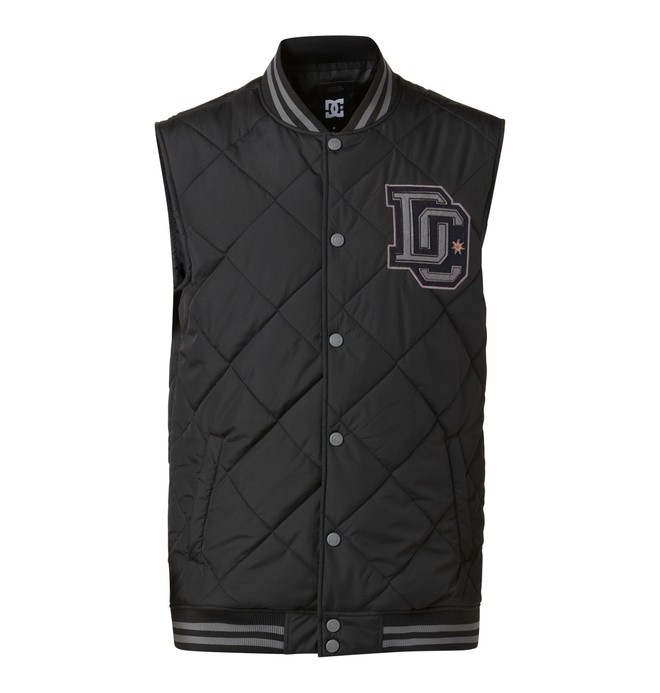 0 Men's Dorm Softshell Vest  EDYJK00012 DC Shoes