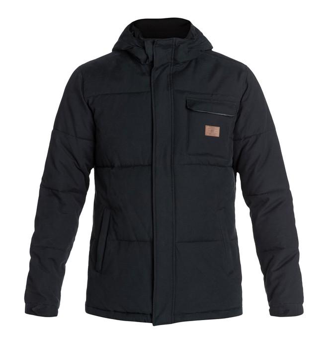 0 Men's Arctic Jacket Black EDYJK03005 DC Shoes