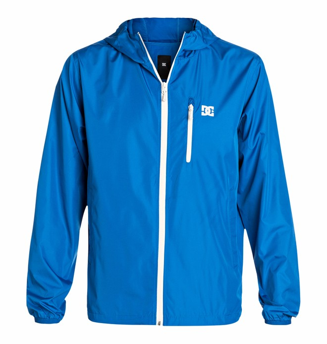 0 Men's Dagup Water Repellent Windbreaker Jacket  EDYJK03020 DC Shoes