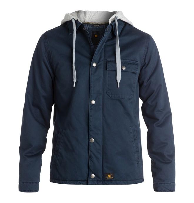 0 Men's Hoodium Hooded Jacket  EDYJK03031 DC Shoes