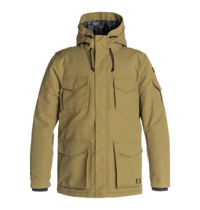 0 Men's Inward Snow Jacket  EDYJK03045 DC Shoes