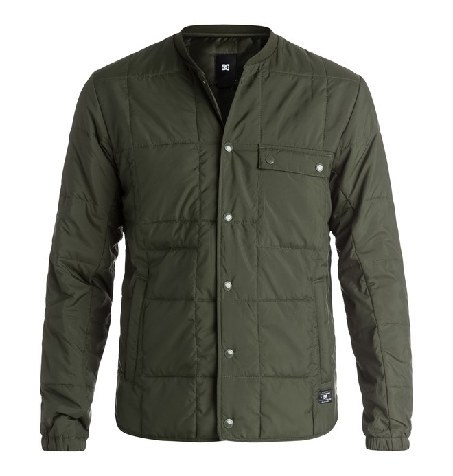 0 Hexham - Veste matelassée Marron EDYJK03079 DC Shoes