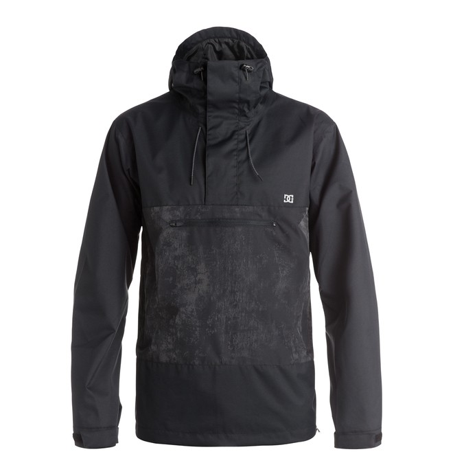 0 Rampart - Snow Windbreaker  EDYJK03087 DC Shoes