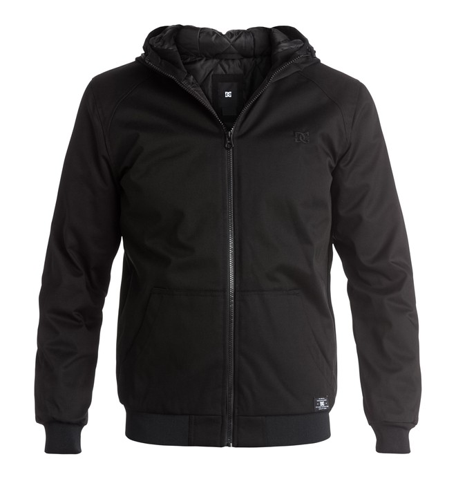 0 Ellis - veste Noir EDYJK03098 DC Shoes