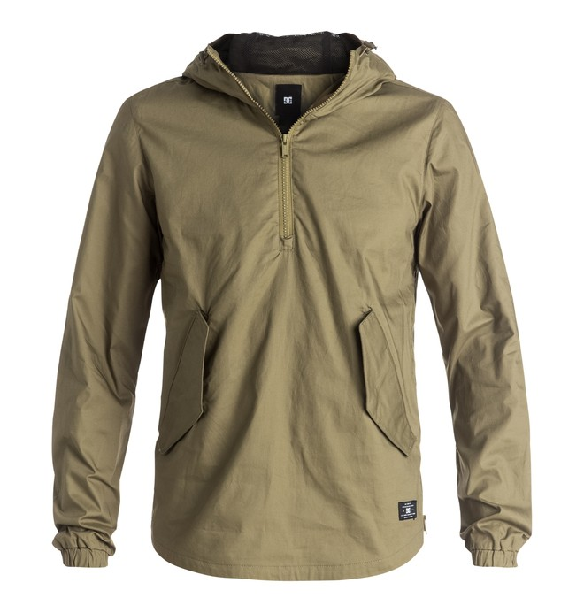 0 Rockerby - Pullover Jacket  EDYJK03107 DC Shoes