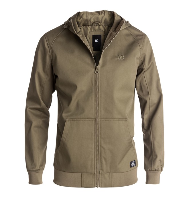 0 Ellis Light - Veste hydrofuge Beige EDYJK03113 DC Shoes
