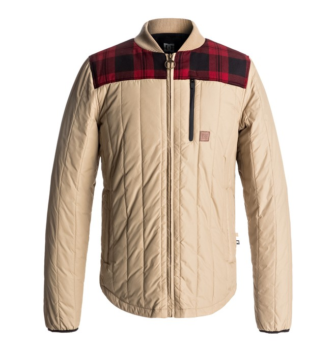 0 Convoy - Veste d'Isolation thermique Marron EDYJK03119 DC Shoes