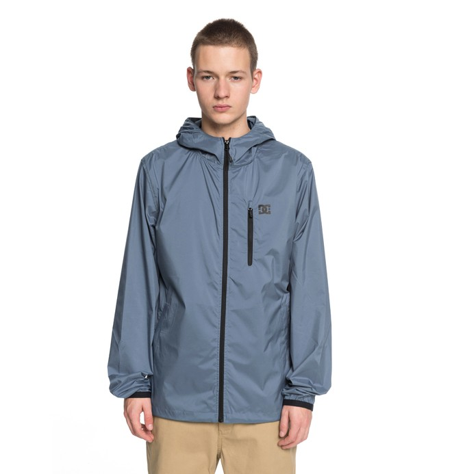 0 Men's Dagup 3 Windbreaker Blue EDYJK03161 DC Shoes