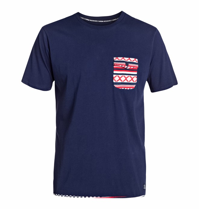 0 Jacqs Tee 2  EDYKT03099 DC Shoes