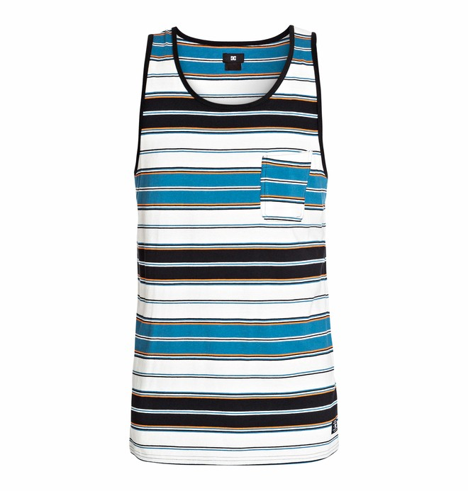 0 The Strands Tank  EDYKT03103 DC Shoes