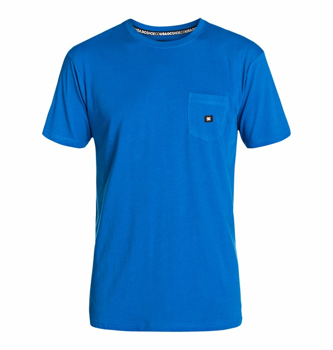0 Men's Basic Pocket Tee Knit Top  EDYKT03106 DC Shoes