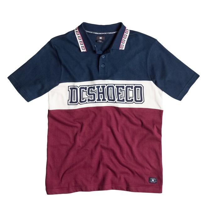0 Men's Milburn Polo Shirt  EDYKT03153 DC Shoes