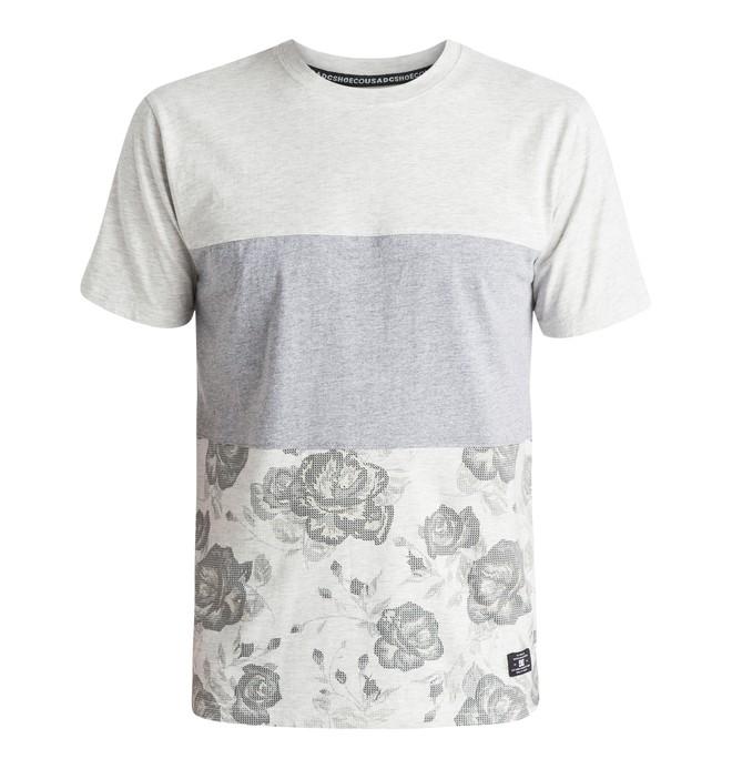 0 Richton - T-Shirt Grey EDYKT03186 DC Shoes