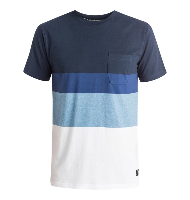 0 Posen - T-Shirt  EDYKT03194 DC Shoes