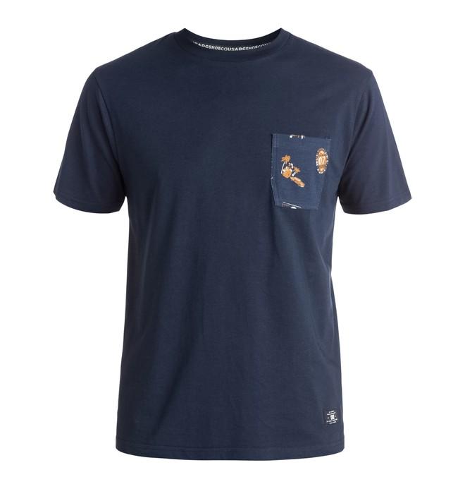 0 Woodglen - T-Shirt  EDYKT03201 DC Shoes
