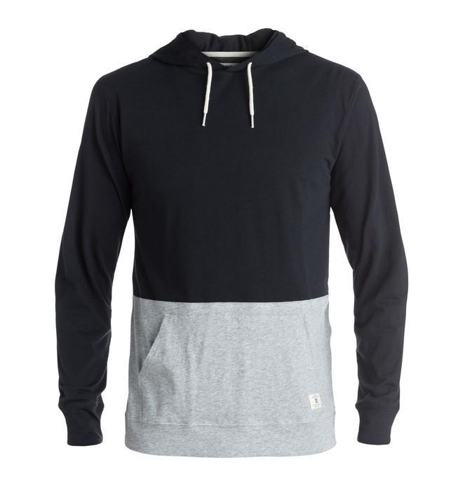 0 Heroland - Hooded Long Sleeve T-Shirt Black EDYKT03278 DC Shoes