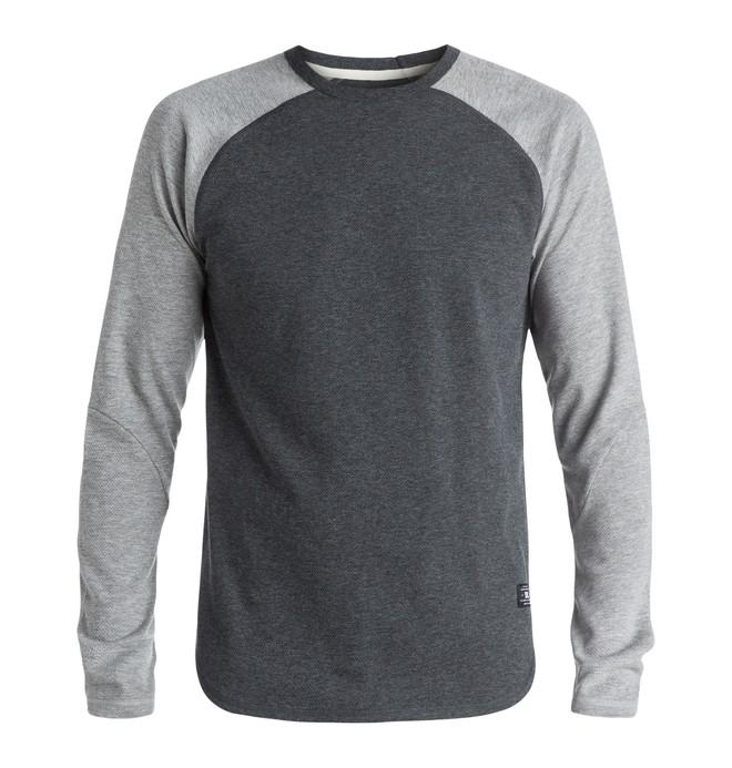 0 Luckenwald - Long Sleeve T-Shirt  EDYKT03280 DC Shoes