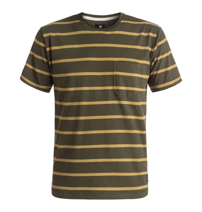 0 Men's Sunnyvake Tee  EDYKT03290 DC Shoes
