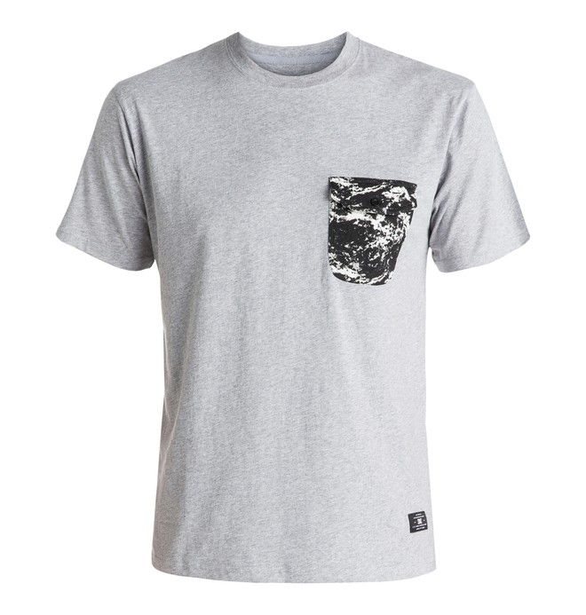 0 Owensboro - Pocket T-Shirt Black EDYKT03323 DC Shoes