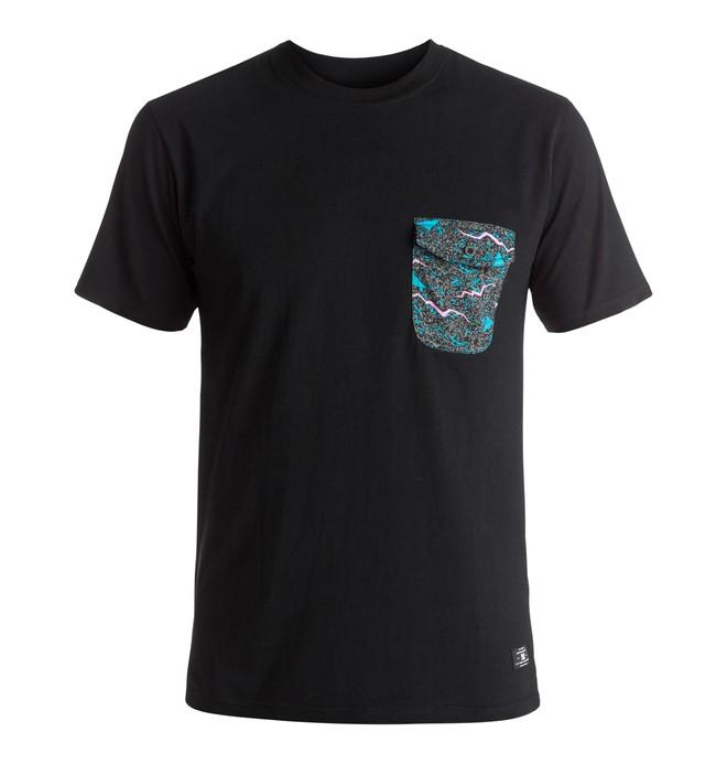 0 Owensboro - Pocket T-Shirt Black EDYKT03323 DC Shoes