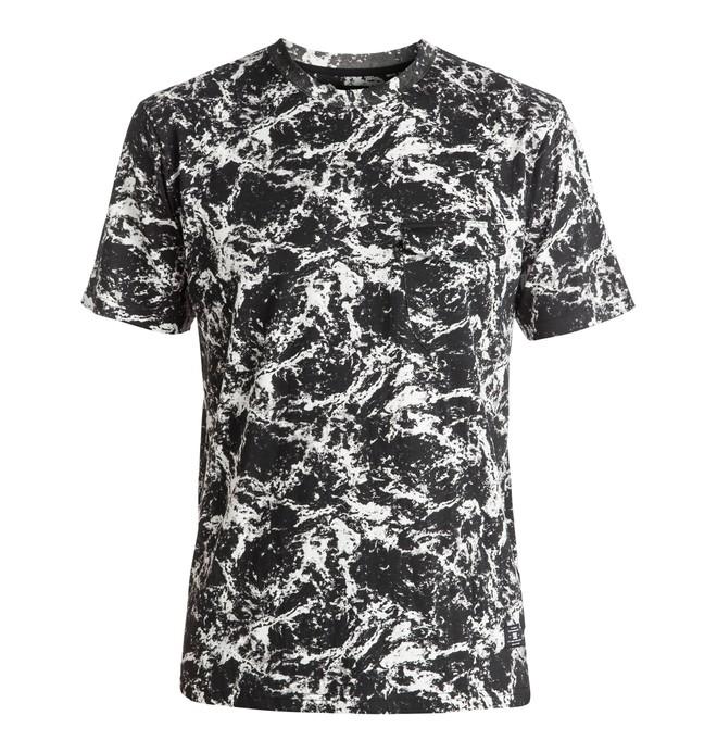0 Evansville - Pocket T-Shirt Black EDYKT03325 DC Shoes